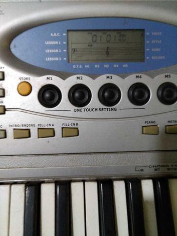 Електронный синтезатор медели