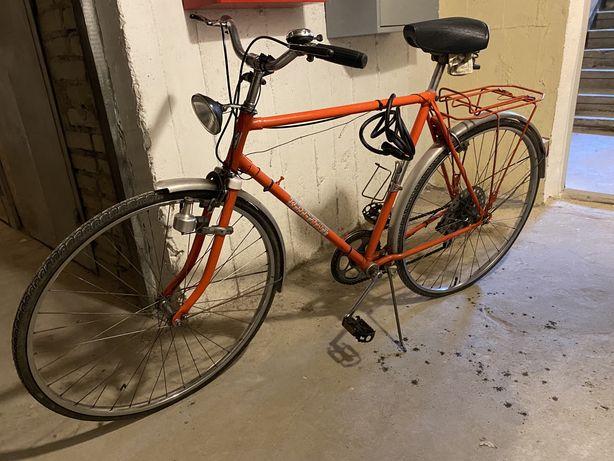 Rower Wagant, klasyk!
