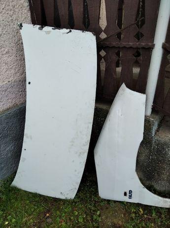 Продам капот и правое крыло на Фиат Скудо пасс. 1998 года