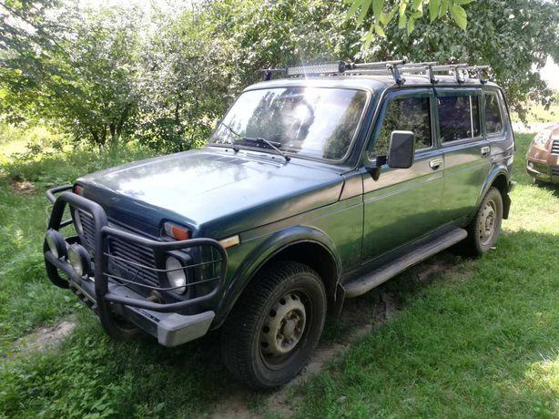 Продажа ВАЗ 2131 2000
