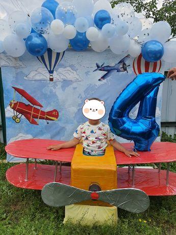 Фотозона на день народження