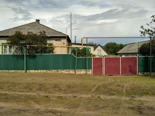 Продаётся дом в с. Варваровка