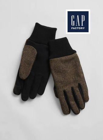 GAP мужские перчатки сенсорные