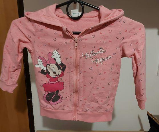Kurtki i bluzy dla dziewczynki rozmiar 86-92