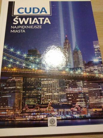 Książka Cuda świata najpiękniejsze miasta.