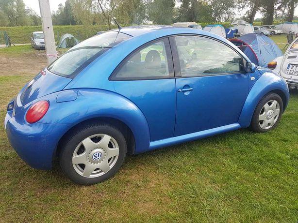VW New Beetle 2.0 Benzyna + LPG