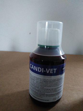 CANDI-VET 125ml – walka z grzybicą