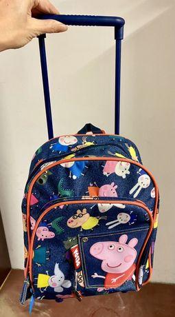 Plecak walizeczka Swinka Peppa