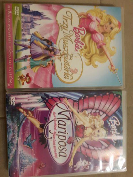 Barbie 2 plyty dvd