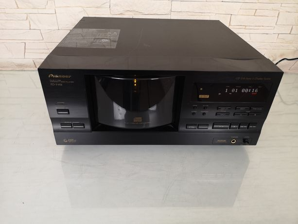 Pioneer PD-F958 Wysokiej klasy zmieniarka płyt CD