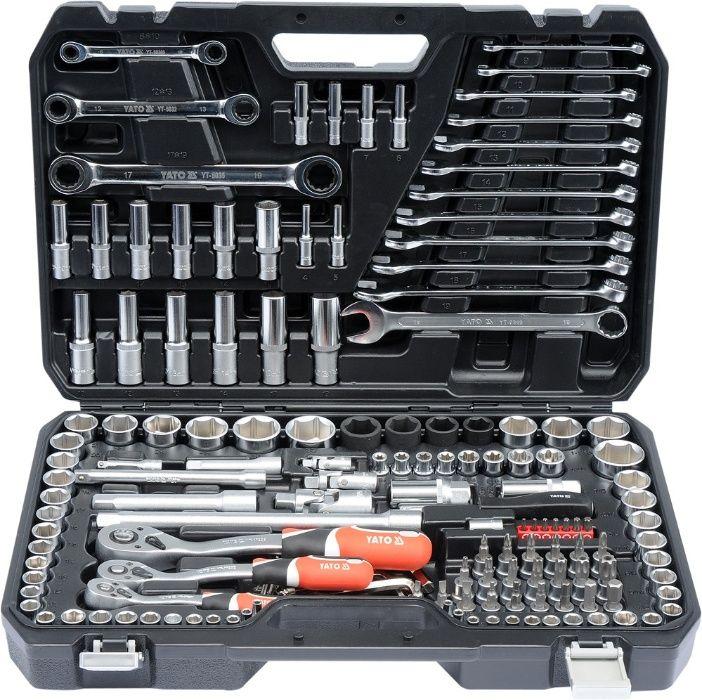 Професиональний Набор Инструментов YATO 150 предметов YT-38811 Польща!