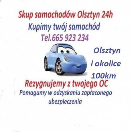 Skup aut/Skup samochodów Olsztyn i cale województwo.Najwyższe ceny