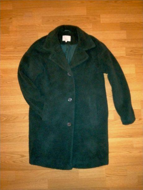 Деми пальто, искусственная шуба