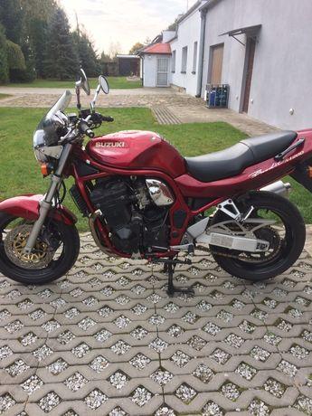 Suzuki bandit 1200n-rezerwacja
