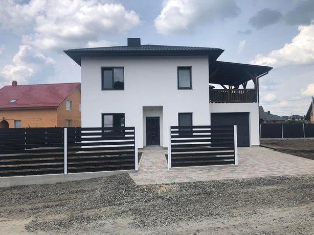 Новий будинок з гаражом в Рованцях біля лісоподадки 135м.кв