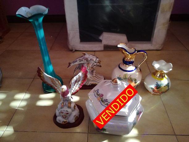 Porcelanas + Jarras + Decorações - Várias Peças ~ NOVAS - FECHO D LOJA