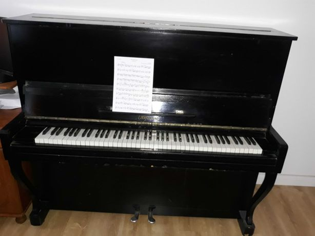 Pianino - czarne