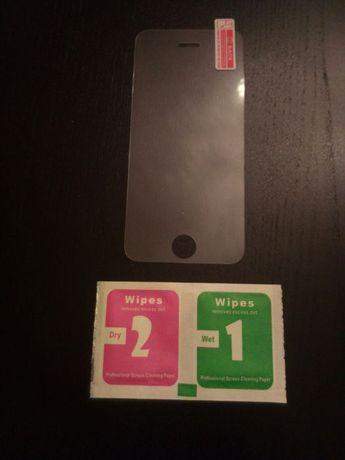 Película de Vidro para o ecrã do Iphone 5/5C/5S/SE/6/6S/6Plus/7/7Plus