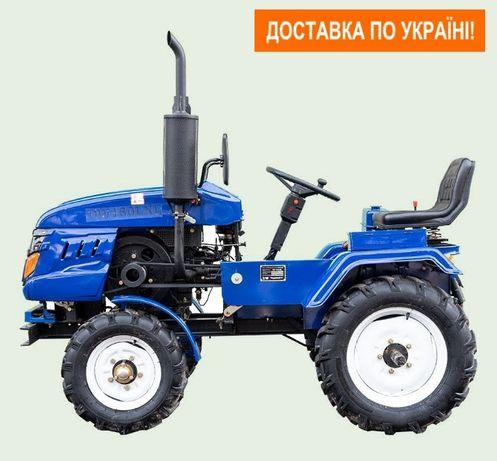 МотоТрактор DW 160 по акционной цене собранный Оплата при получениинии