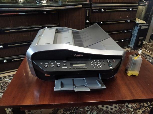 Продам принтер canon PIXMA mx310