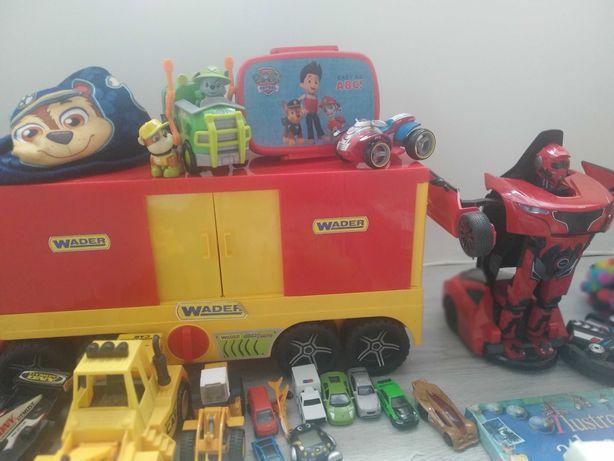 Wader auto ciężarówka