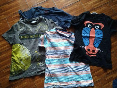 T-shirty dla chłopca 146-152