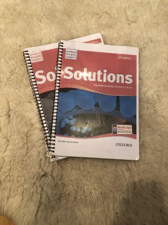 Solutions Pre intermediate