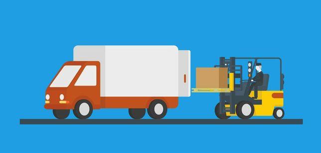 Mudança ou transporte de mercadorias