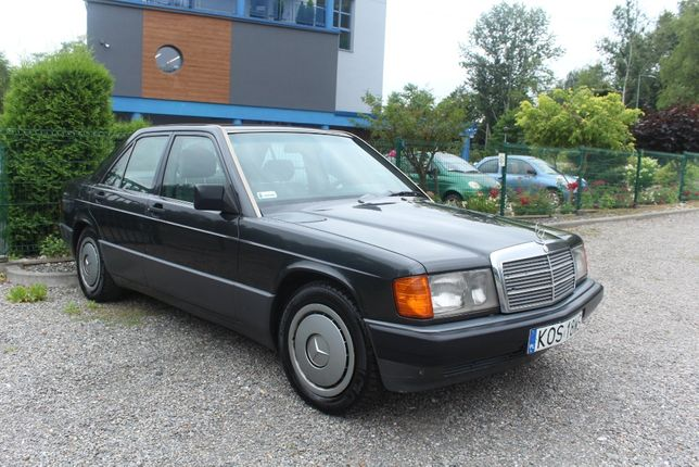 Mercedes-Benz 190 W201 2,0 Benzyna 1990r - 15 900zł