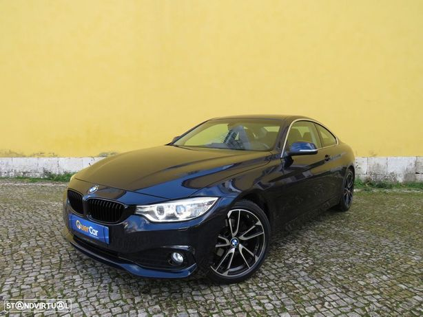 BMW 418 d Coupé  Sport