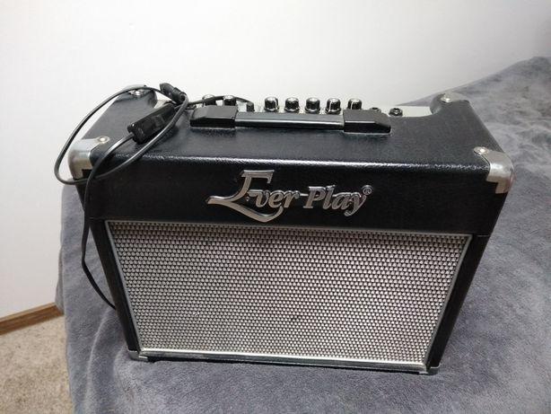 Piec gitarowy combo gitara elektryczna akustyczna Ever Play RG-15