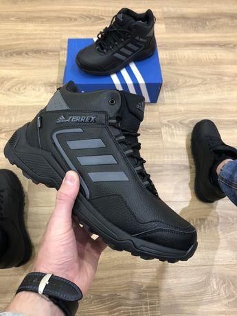 Зимние кроссовки Adidas TERREX на меху