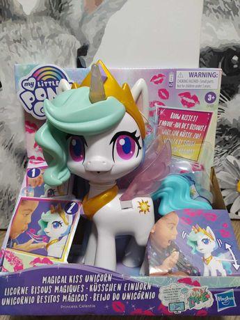 Принцесса Селестия Интерактивная My Little Pony Magical Kiss