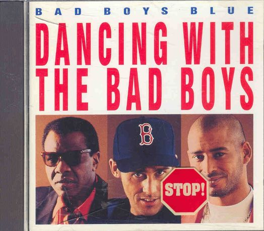 CD Bad Boys Blue - Dancing With The Bad Boys (1993)