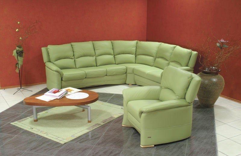 Narożnik kanapa sofa narożna HELSINKI naturalna prawdziwa skóra