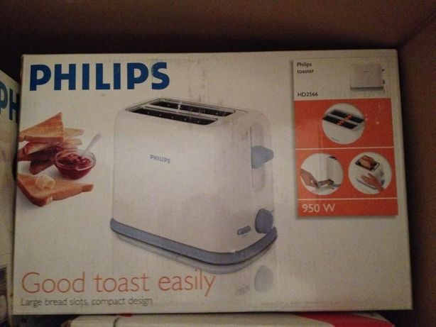 toster (opiekacz) philips drobne agd