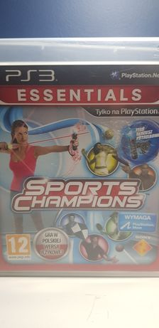 Sports Champions PL na PS3