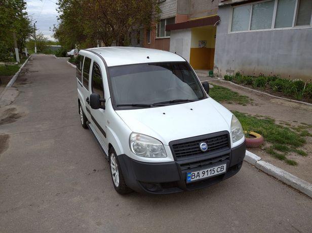 Продам Fiat Doblo 1.3 multijet