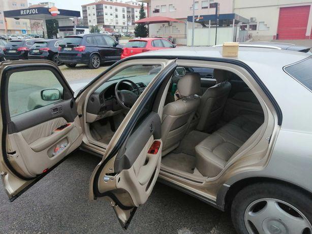 lexus ls 400 carro único para quem conhece