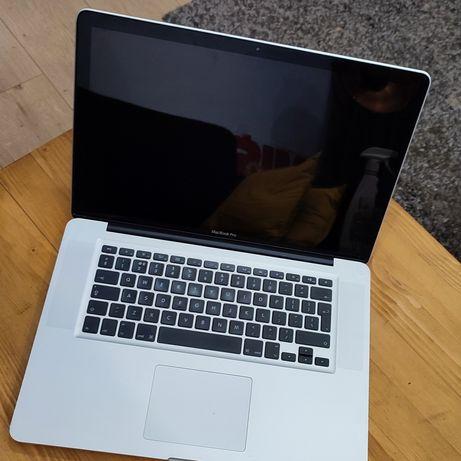 """MacBook Pro 15"""" 2010 i5 !!!uszkodzony!!!"""