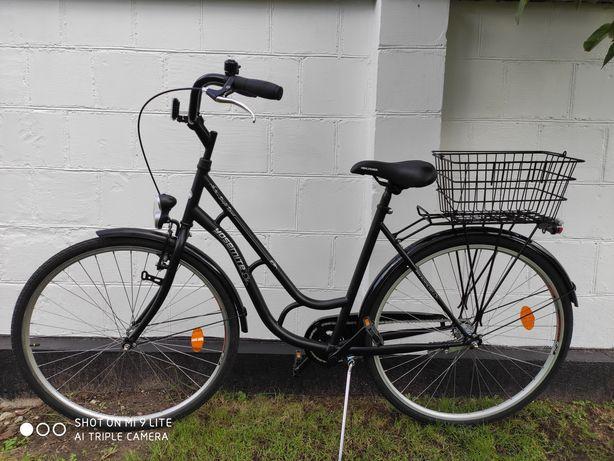 Nowy rower damka