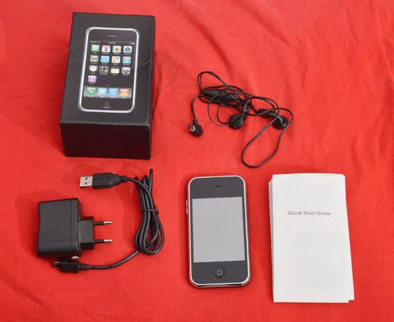 """Телефон сенсорный Sci-Phone 3.2"""" 2 SIM + слот microSD. Рабочий"""