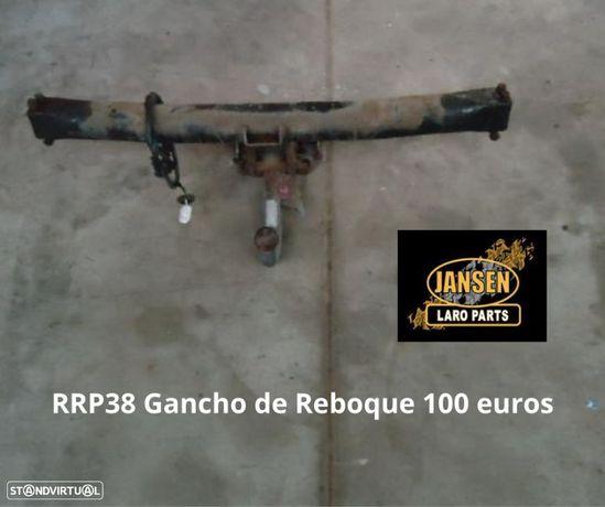 Range Rover p38 Gancho de reboque completo