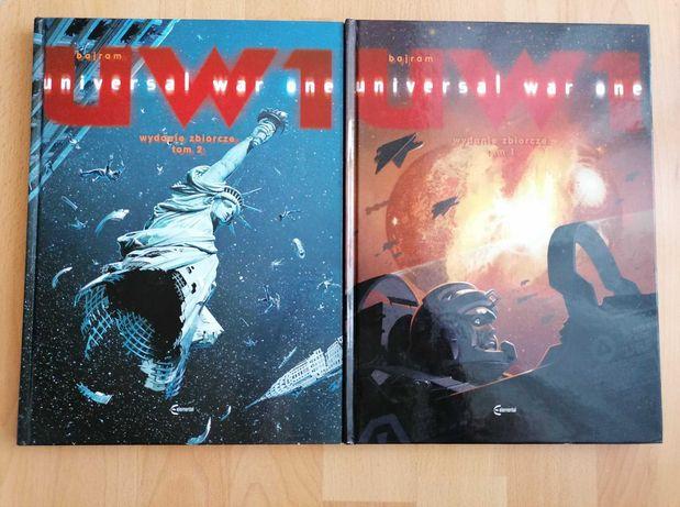 Universal War One. Wydanie zbiorcze. Tom 1-2