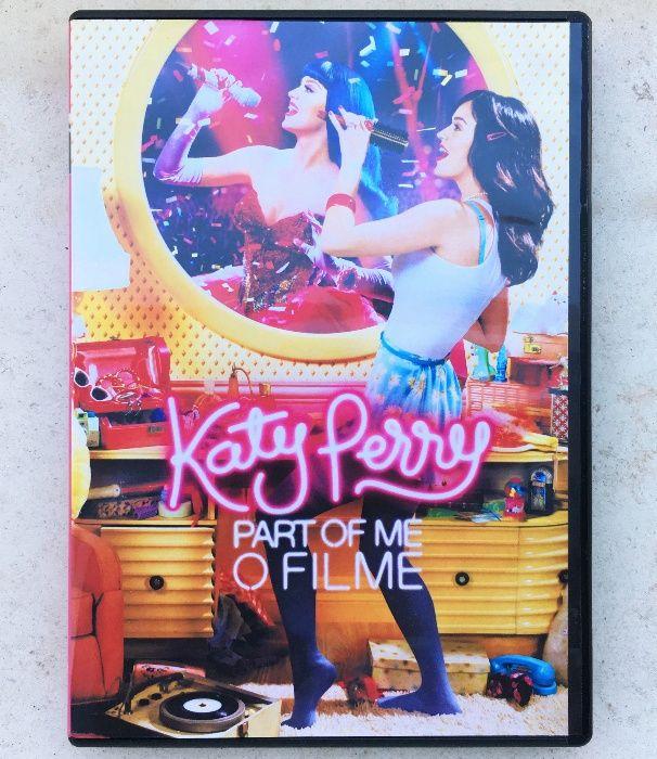 DVD - Katy Perry Part Of Me: O Filme, 2012 Quinta do Anjo - imagem 1