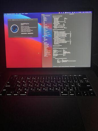 "Apple MacBook Pro 15"" Space Gray 2018 (MR942)"