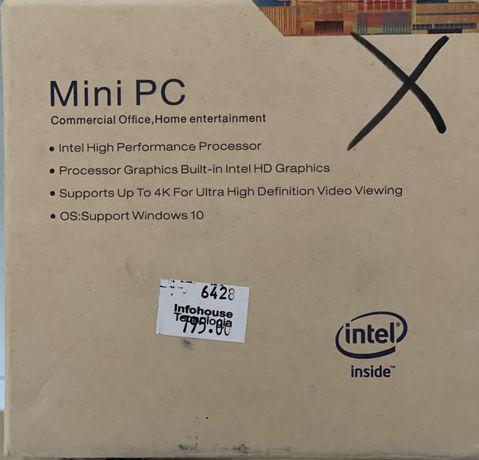 Mini PC na caixa. Excelente