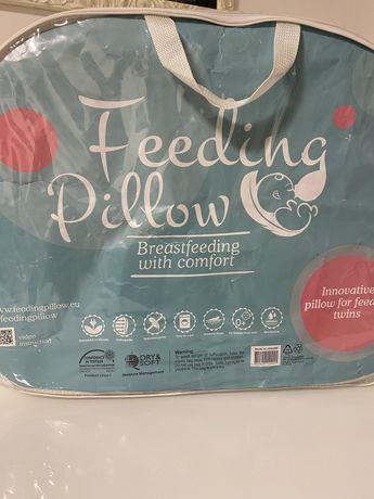 Подушка доя годування двійні