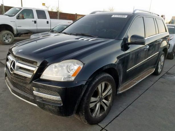 2012 Mercedes-Benz GL450 4MATIC(авто из США)