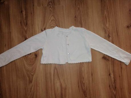 Sweterek bolerko r. 116 Smyk